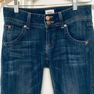 Hudson jeans. Gently worn. Great condition size 25